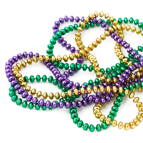 Bead necklace clipart